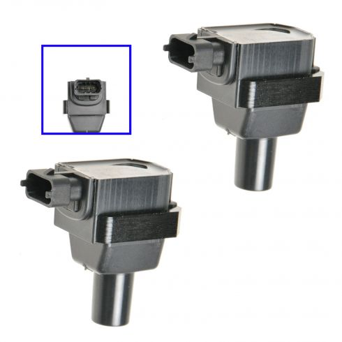 96-02 Mercedes Benz CL, E. S Class Ignition Coil PAIR