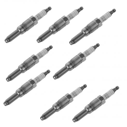 05-08 Ford Multifit; 06-08 Mercury Mountaineer w/4.6L SP514 Spark Plug Set of 8 (Motorcraft)
