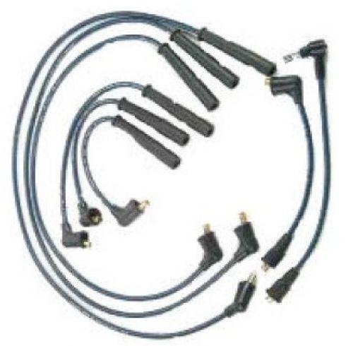 1988-91 Toyota pickup and 4-Runner 3.0L 3VZE Engine Spark Plug Wire Set