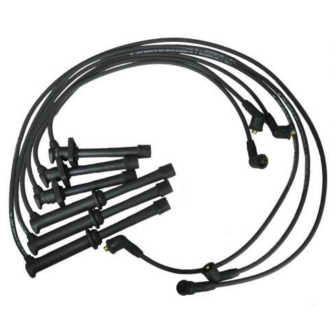 1993-95 Probe 626 MX-6 2.5L Spark Plug Wire Set