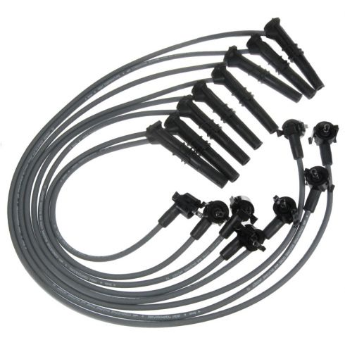 96-97 Ford Lincoln Mercury V8 4.6L Ignition Wire Set