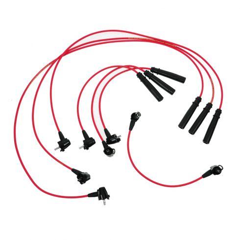 92-95 4 Runner Pickup, 93-94 T100 3.0L Wire Set