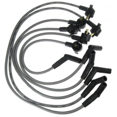 96-00 Ford Taurus Mercury Sable V6 3.0L OHV Ignition Wire Set (MOTORCRAFT)