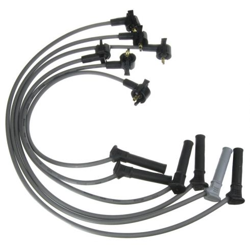 01-10 Ford Explorer Sport Ranger V6 4.0L Ignition Wire Set (MOTORCRAFT)