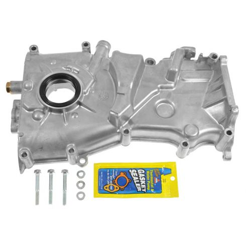 93-01 Nissan Altima 2.4L Timing Chain Cover w/Oil Pump