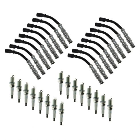 98-06 MB C, CL, CLK, CLS, E, G, ML, R, S, SL, SLK Class V8 Spark Plugs and Ignit