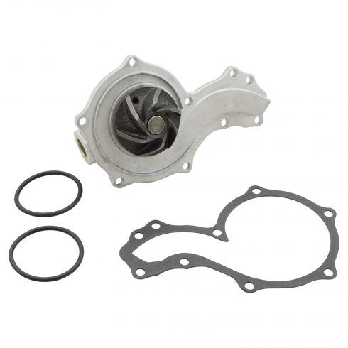 75-02 Audi VW 1.5L 1.6L 1.7L 1.8L 1.9L 2.0L Water Pump Cover w/Impeller