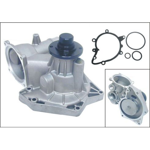 93-94 BMW 740I, 740iL, 940i; 94-95 530i, 540i  Water Pump & Gasket