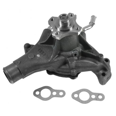 96-11 Cadillac, Chevy, GMC Olds Multifit 4.3L, 5.0L, 5.7L Water Pump Kit w/Cast Iron Impeller