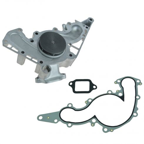 92-10 Lexus; 98-09 Toyota Multifit 4.0L, 4.3L, 4.7L Water Pump w/Metal Impeller