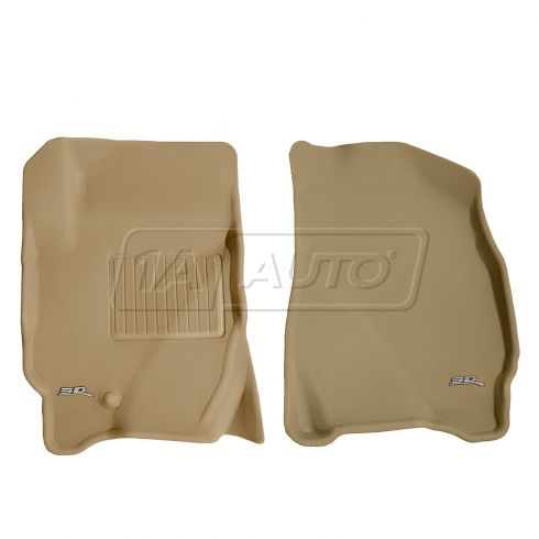09-12 Escape/Tribute/Mariner Tan Front Floor Liner