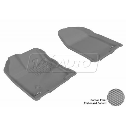 07-13 Ford Edge Gray Front Floor Liner