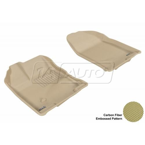 07-13 Ford Edge Tan Front Floor Liner