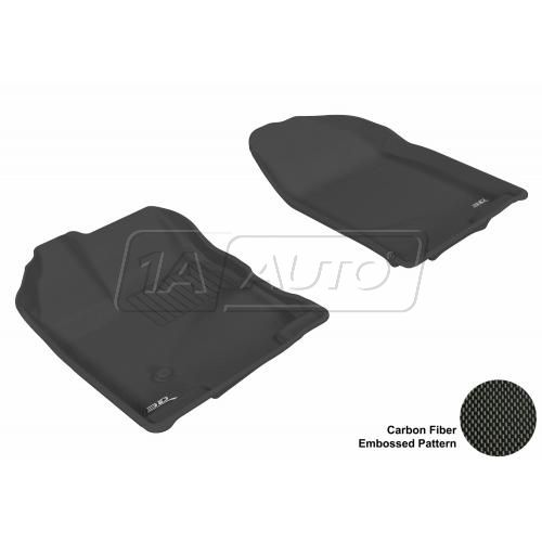 07-13 Ford Edge Black Front Floor Liner