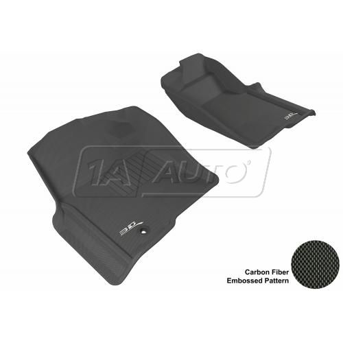 09-13 F150 Reg/Super/SuperCrew Black Front Floor Liner