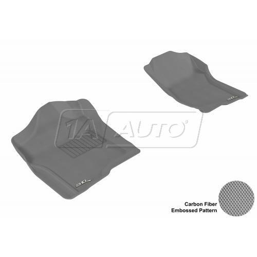 07-13 Chev/GMC SUV/Truck Gray Front Floor Liner