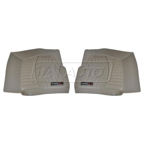 Tan Chev/GMC SUV/Truck 2007+Front Floor Liner