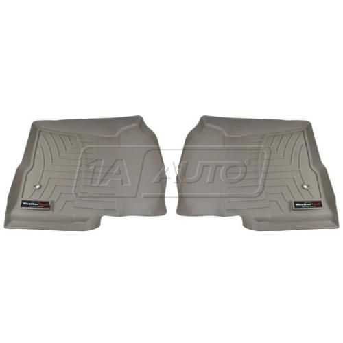 Tan F150 Reg/SuperCrew 09+Front Floor Liner