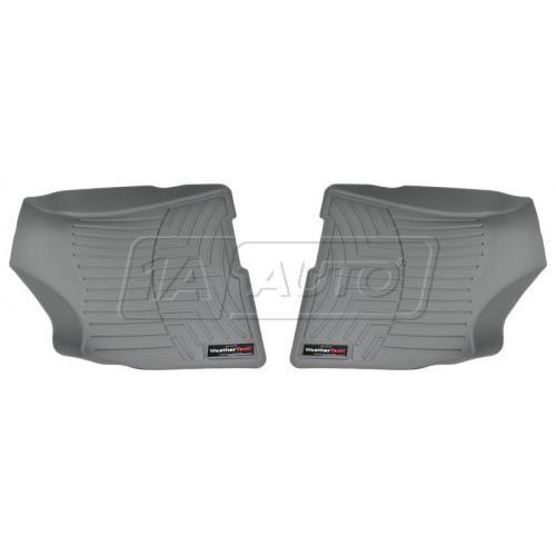 Grey Toyota Sienna 11+Front Floor Liner