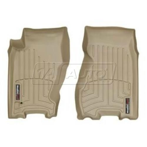 1999-04 Jeep Grand Cherokee Tan Front Floor Liner