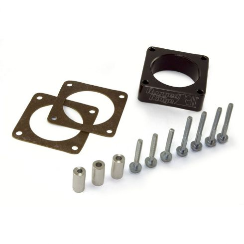 Throttle Body Spacer, 91-06 Jeep Cherokee and Wrangler