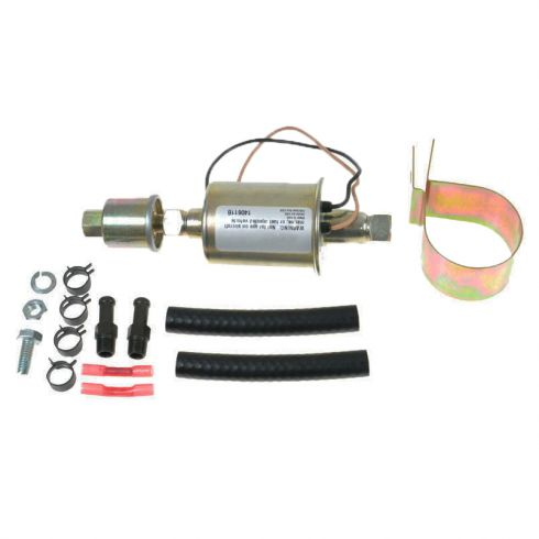 56, 61, 64, 68, 73-74, 81 GM Ford Jeep External Helper Electric Fuel Pump w/Pigt