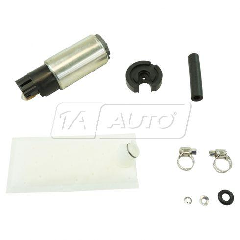 02-03 Mazda Protege5 w/2.0L; 99-03 Protege 1.6L, 1.8L, 2.0L Electric Fuel Pump w/Strainer (OE)