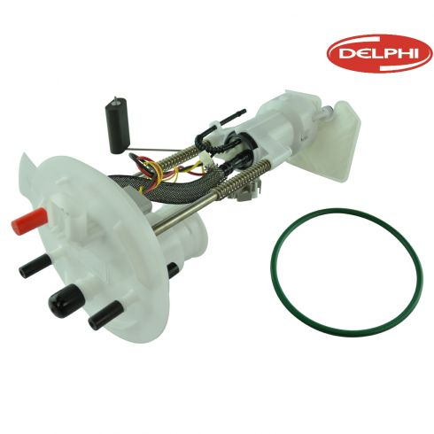 04-08 Ford F150 New Body; 07-08 Mark LT w/V6, V8 Fuel Pump Module w/Sending Unit (Delphi)