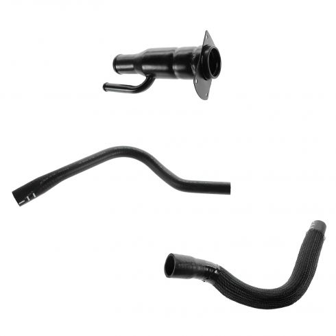97-98 Jeep Grand Cherokee Fuel Filler Neck and Hose Kit