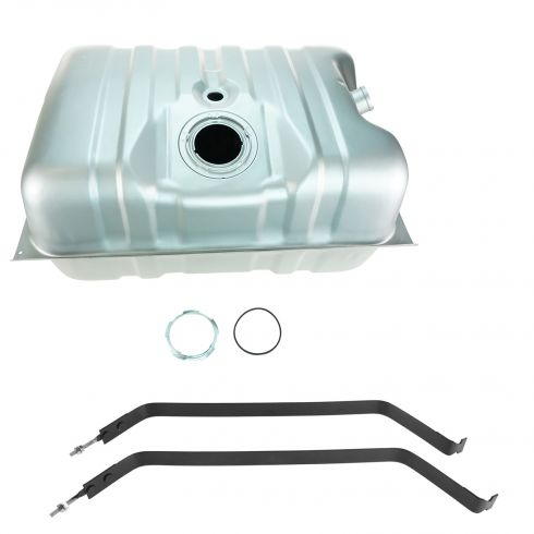 85-96 Bronco EFI 33 gal Gas Tank & Strap Set