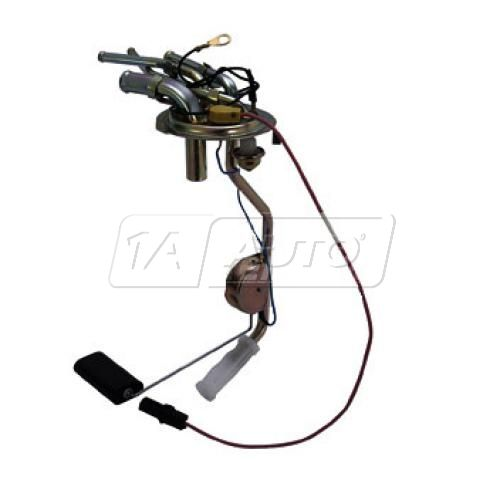 Gas Tank Sending Unit with 4 Outlets for 20 Gal Tank