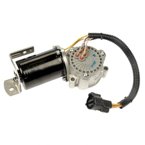 06 (from 8/22/05)-10 (thru 4/28/10) Ford Ranger; 06-10 Mazda PU Transfer Case Shift Motor