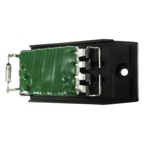 1997-00, 2010 Ford Multifit Blower Motor Resistor