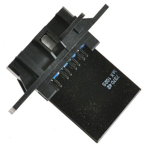 98-04 Nissan Frontier; 95-99 Sentra; 00-04  Xterra Blower Motor Resistor