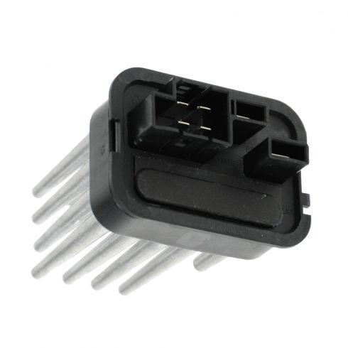 97-01 Cadillac Catera Blower Motor Resistor; 03-07 Saab 9-3 w/o ATC Climate Control Resistor
