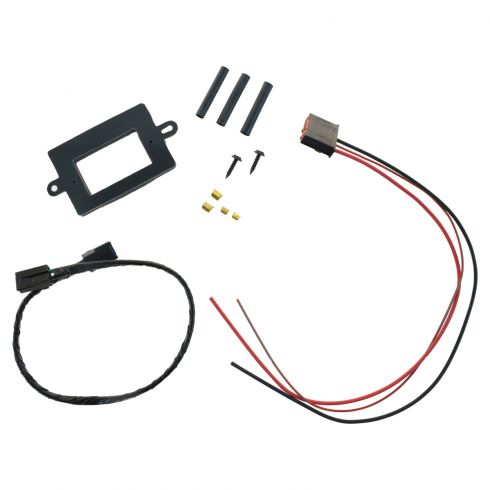 Blower Motor Resistor Wiring Harness Upgrade Kit