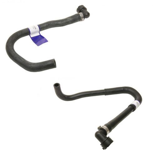 Molded Heater Hose (with Connector)