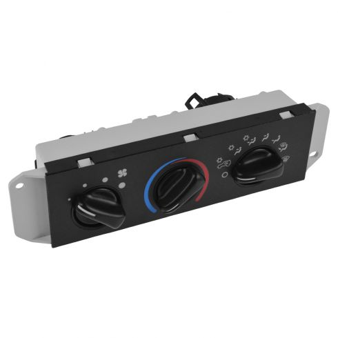 05-06 Jeep Wrangler (w/LH Drive & AC) Dash Mounted Heater AC Climate Control Assy (Mopar)