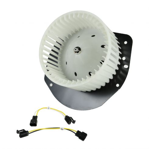 How To Install Replace Heater AC Fan Blower Motor Crown Victoria Grand Marquis 79-11 1AAuto.com