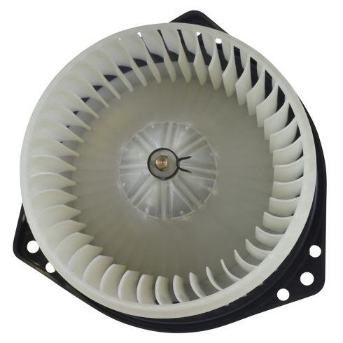 1995-04 Nissan; 1996-03 Infiniti Multifit Heater Blower Motor & Fan