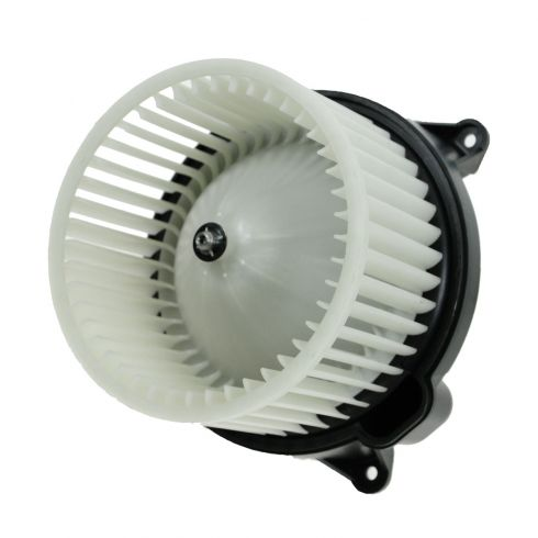 2003 08 lincoln town car heater blower motor with fan cage for Heater blower motor not working