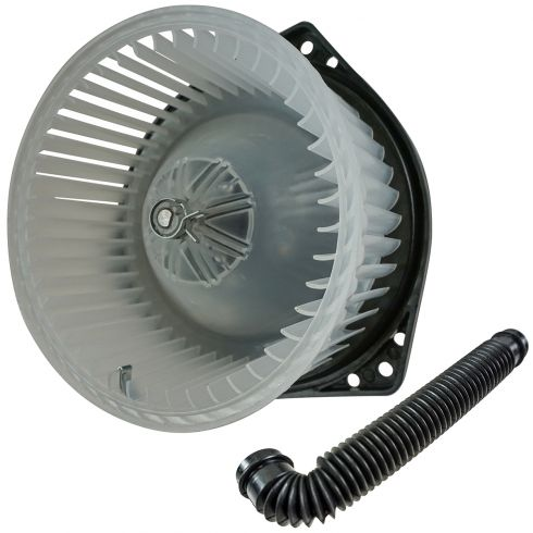 1993-06 Subaru Multifit; 2000-03 Maxima; 2000-04 Infiniti I30 I35 Blower Motor & Fan