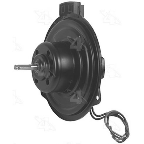 1986-87 Toyota Corolla, FX Heater Blower Motor (w/o Fan)