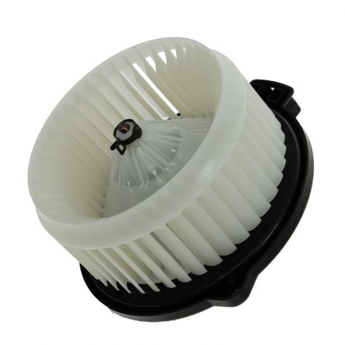 Heater Blower Motor with Fan Cage (for Models that use a Cabin Air Filter)