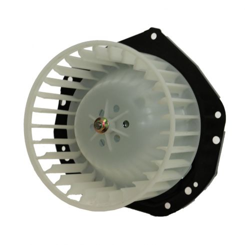 Heater Blower Motor with Fan Cage for Models (with Rear A/C) FRONT