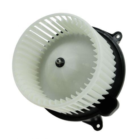 2004-08 Nissan Armada Titan Infiniti QX56 FRONT Heater Blower Motor w/Fan Cage