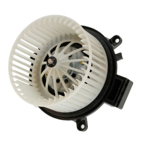 01-13 Chrysler Mini Van; 06-10 Jeep Commander Rear Heater Blower Motor w/Cage