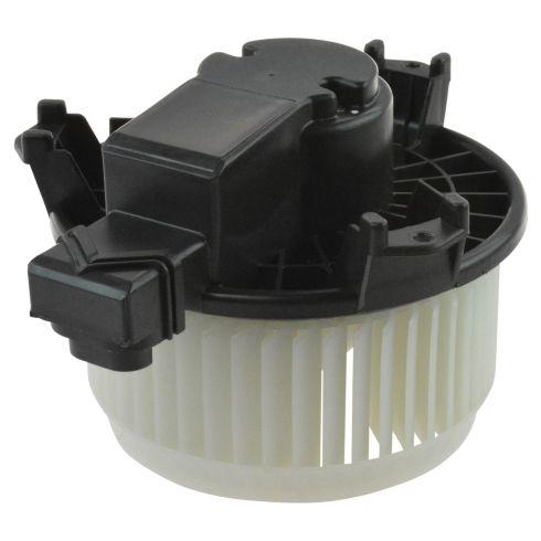 10-13 Honda Insight; 11-13 CR-Z Front Heater Blower Motor w/Fan Cage