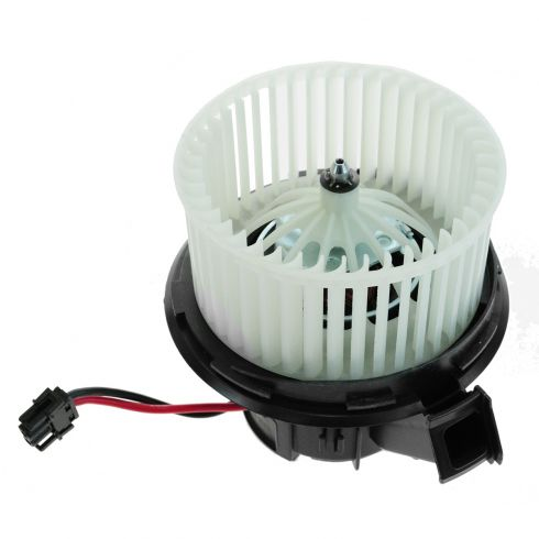 08-10 MB C-Class; 10 E & GLK Class; 11-12 SLS Heater Blower Motor w/Fan Cage
