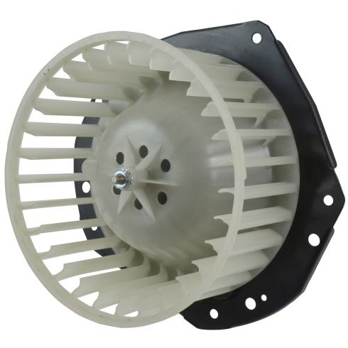 78-05 GM Multifit Blower Motor Assembly w/ Fan Cage